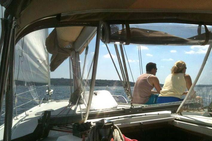 Kismet Sailboat Charter - Northport NY