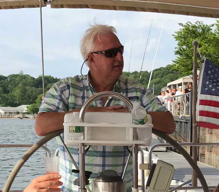 Sailboat Charter Northport NY